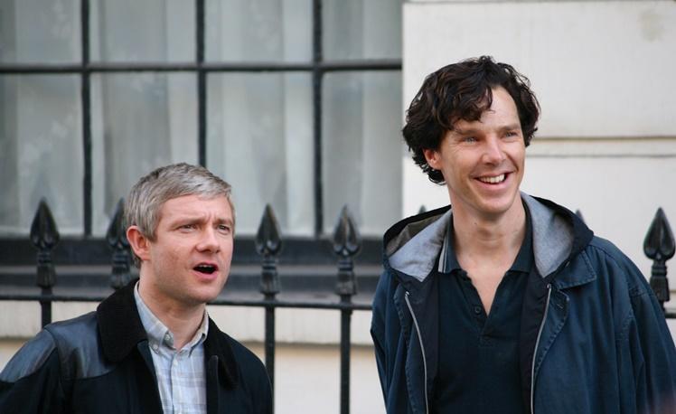7. Sherlock