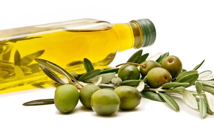 4. Olive Oil and Sugar