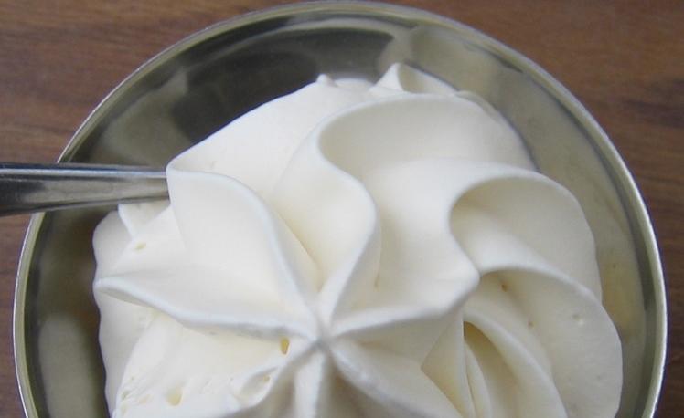 9. Milk Cream
