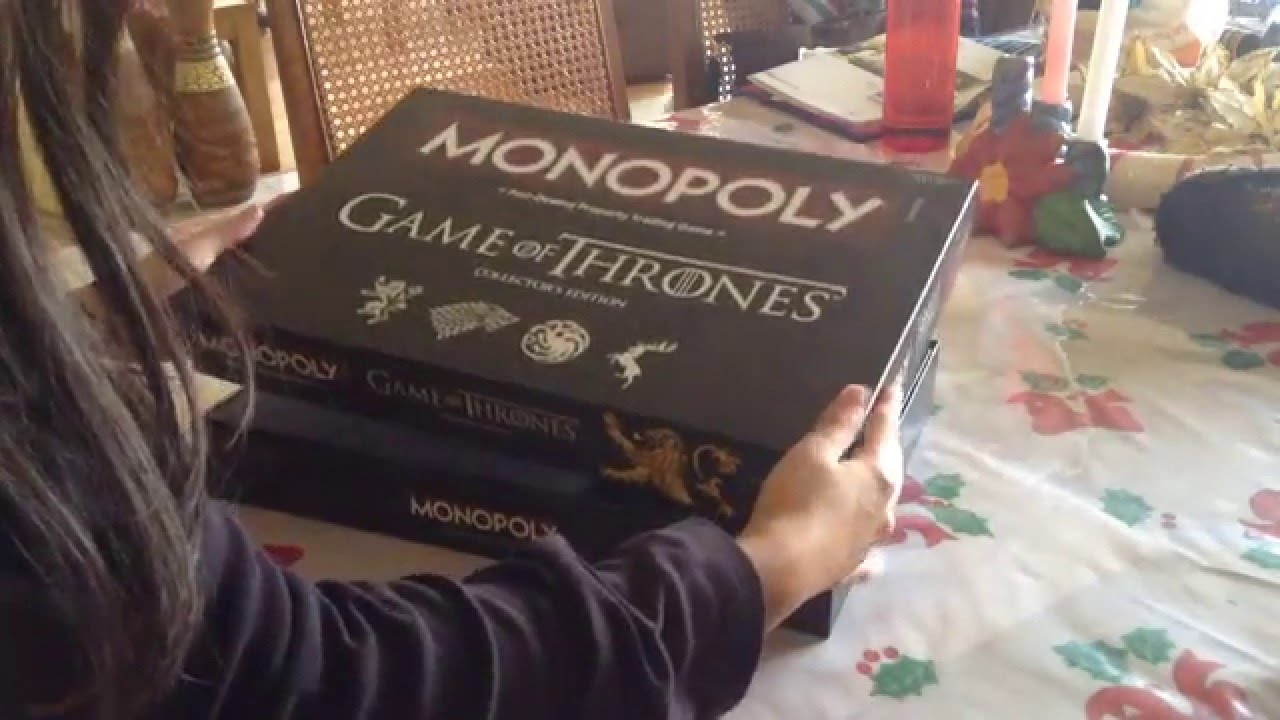 Top 10 cool christmas gifts for your geeky friends in 2016 for Game of thrones christmas gifts 2016