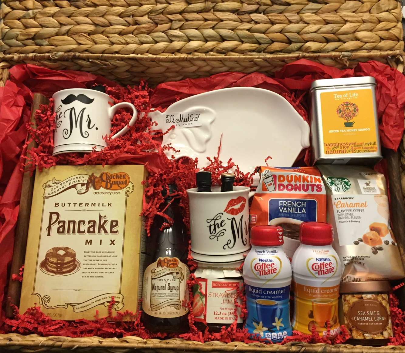 Top 10 gifts for couples this christmas page 2 for Homemade christmas gift baskets for couples
